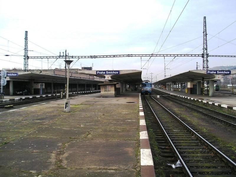 Смиховский вокзал 5