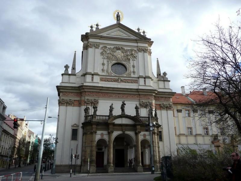 Церковь Святого Игнатия Лойолы