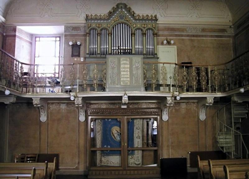 Церковь Святого Игнатия из Лойолы 3