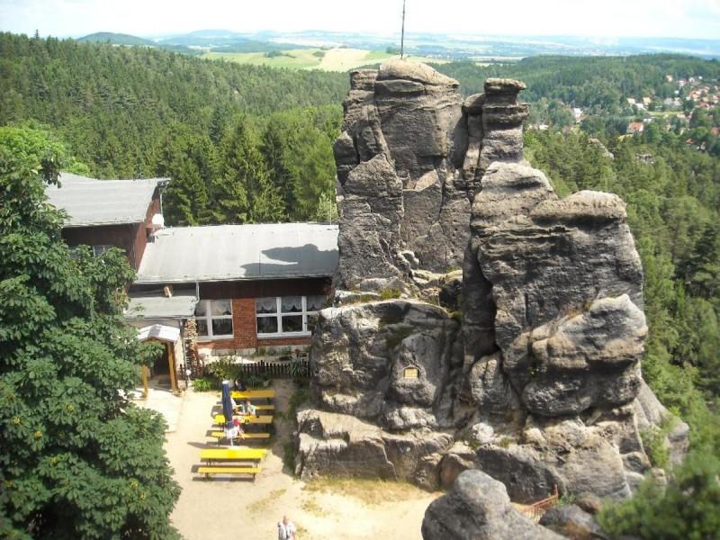 Чешская Швейцария 10