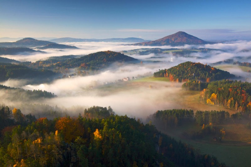 Чешская Швейцария 11