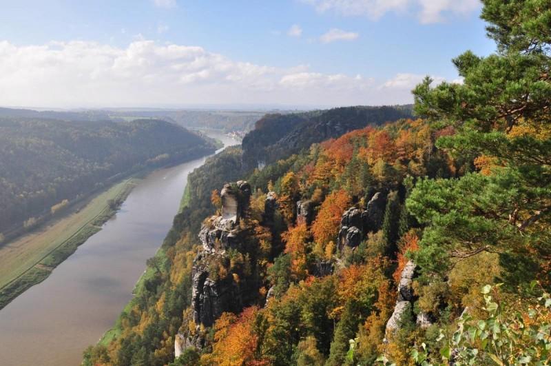 Чешская Швейцария 12