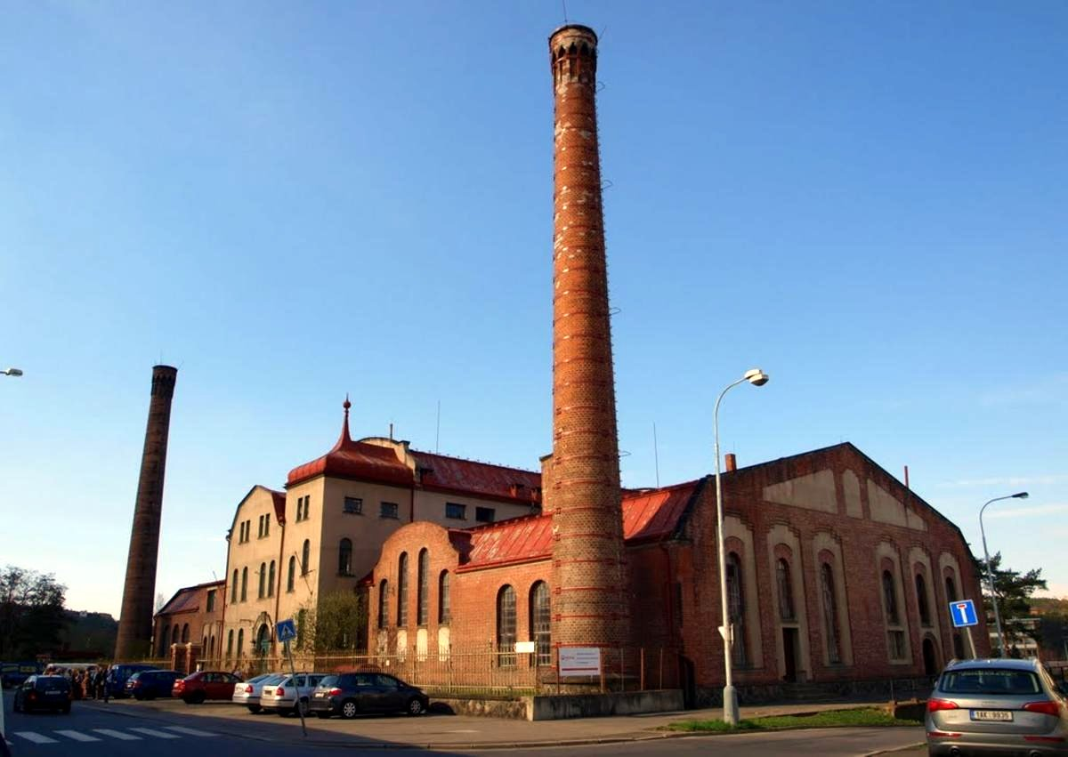 Музей канализации и очистных сооружений