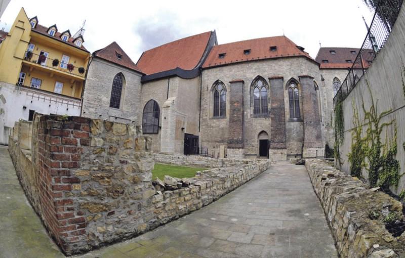 Анежский монастырь 1