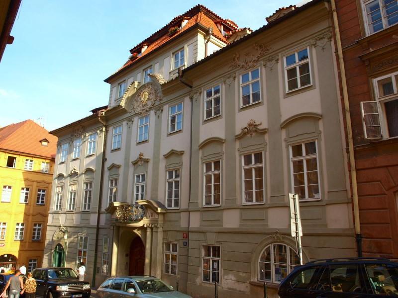Бретфельдовский дворец 2