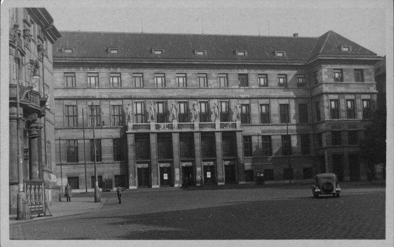 Городская библиотека - история