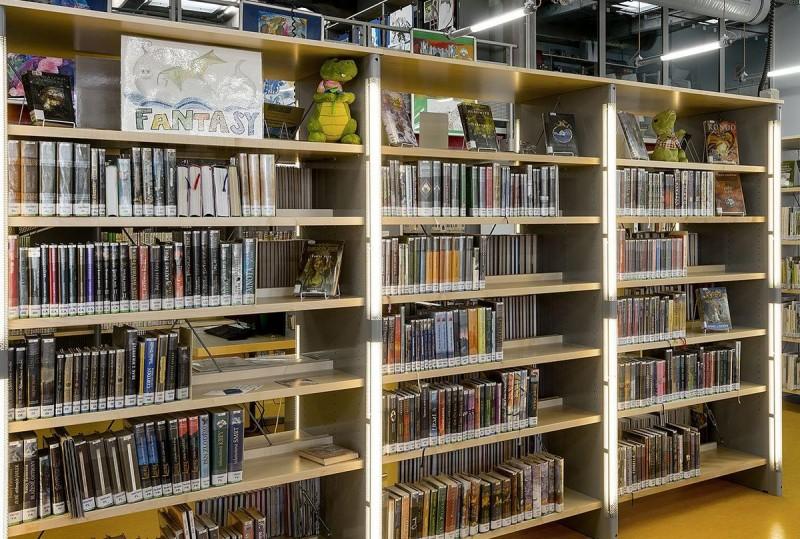 Городская библиотека 2