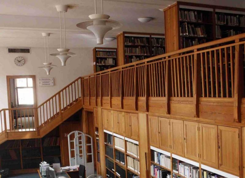 Городская библиотека 5