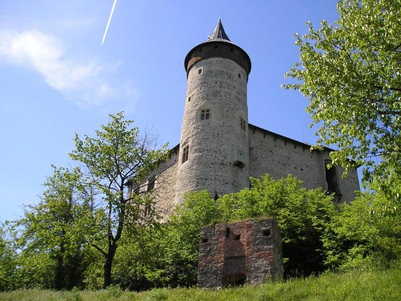 Замок Кунетицка Гора 3