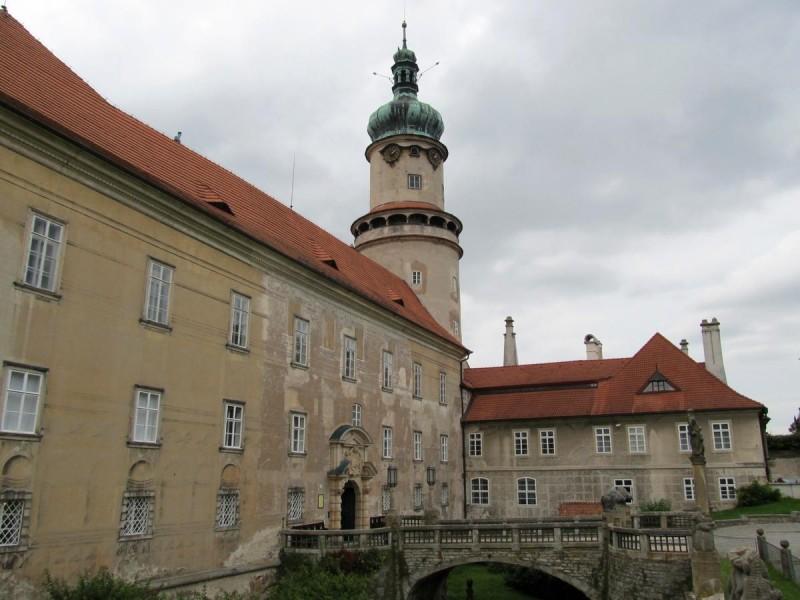 Замок Нове Место над Метуйей 7