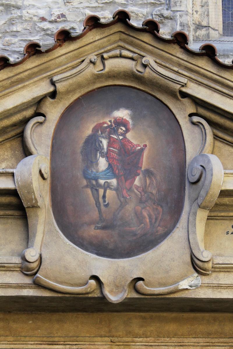 Костел святого Мартина в стене 5
