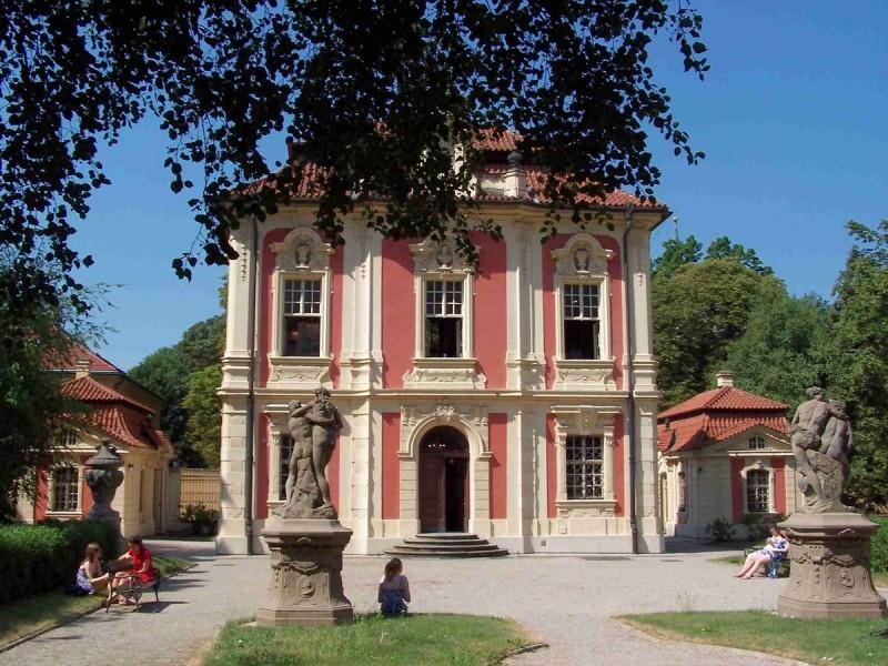 Музей Антонина Дворжака 4
