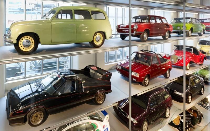 Музей Шкоды 4