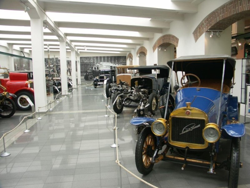 Музей Шкоды 8
