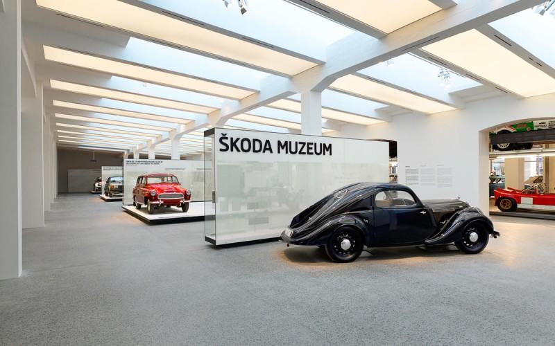 Музей Шкоды