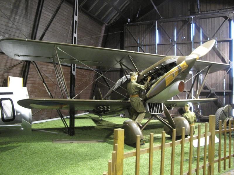 Музей авиации Кбелы 2