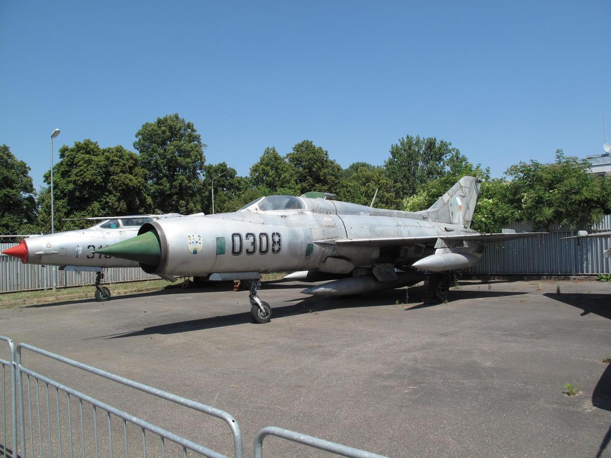 Музей авиации кбелы