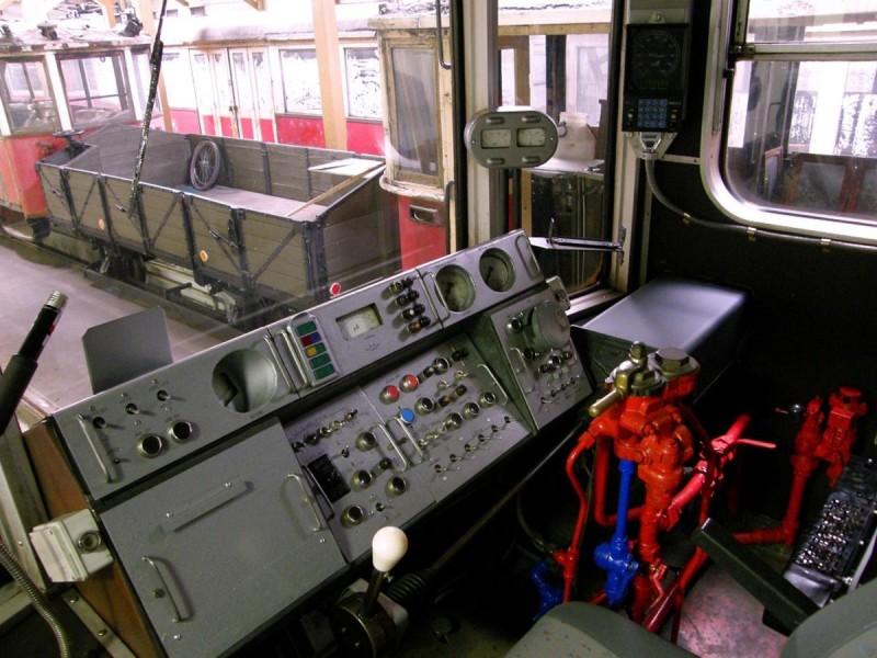 Музей общественного транспорта 3