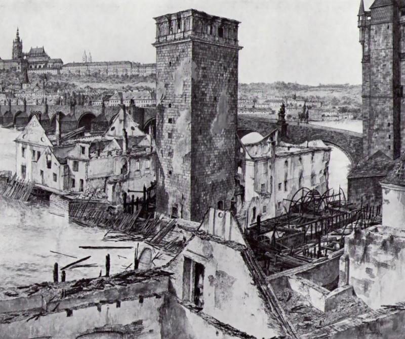 Староместская водонапорная башня 3