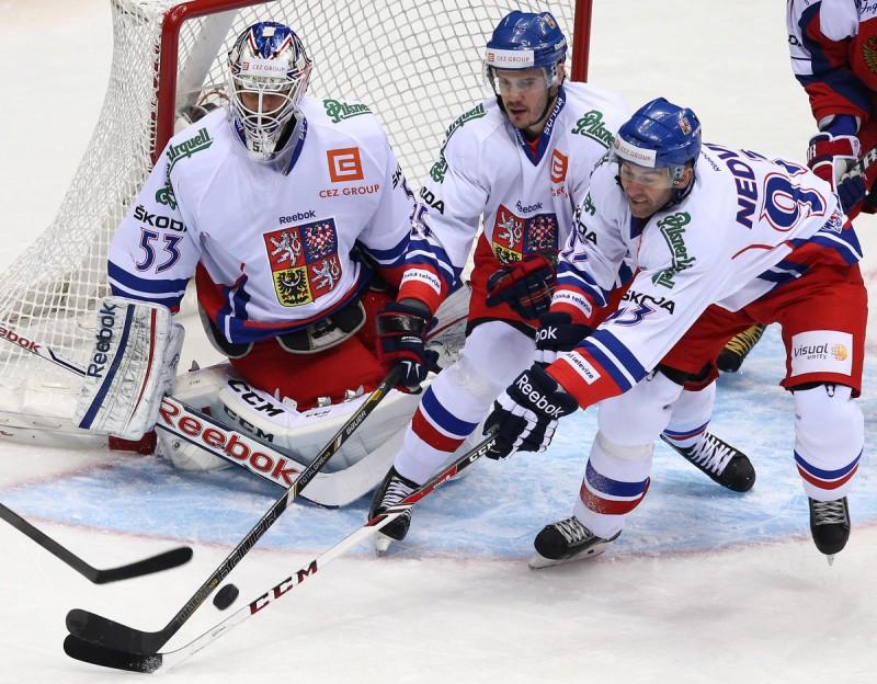 Чешский хоккей 3
