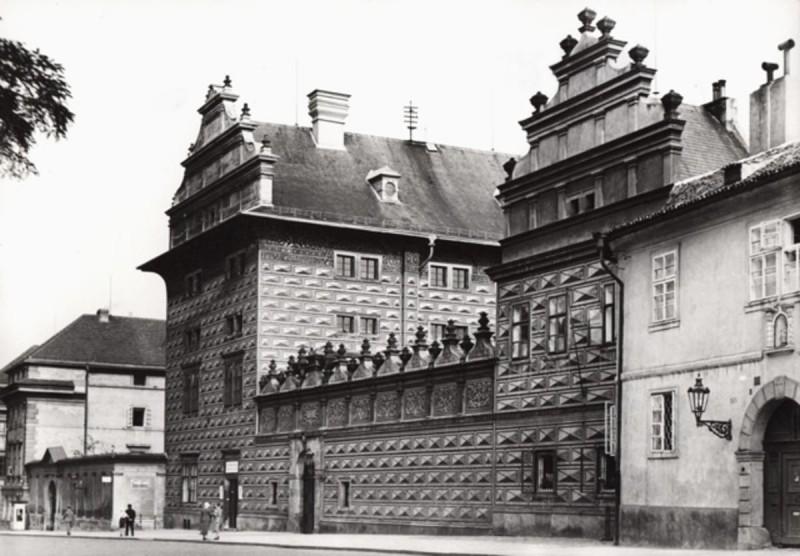 Шварценбергский дворец - история