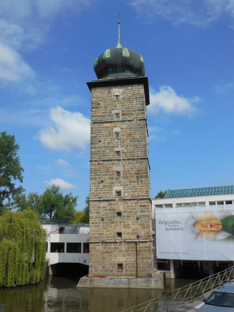 Шитковская водонапорная башня 3