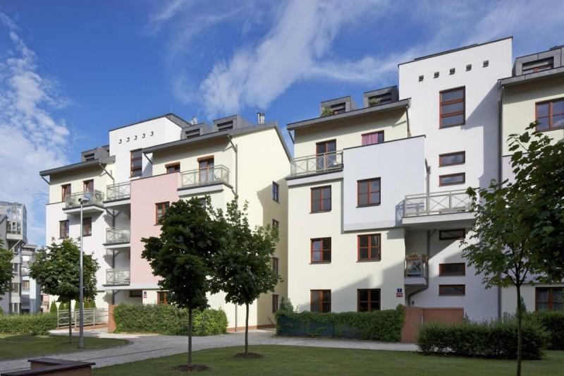 купить квартиру в Праге 3