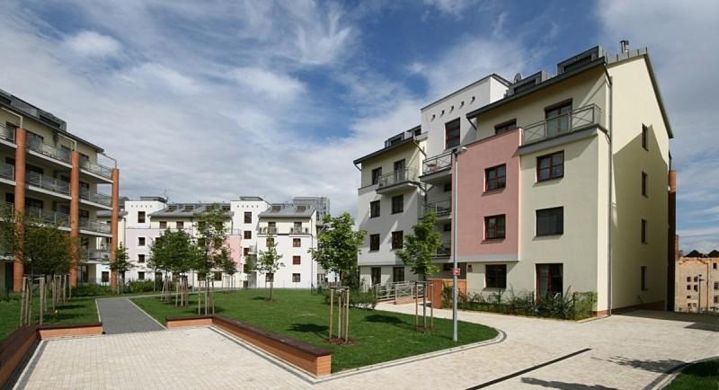купить квартиру в Праге 4