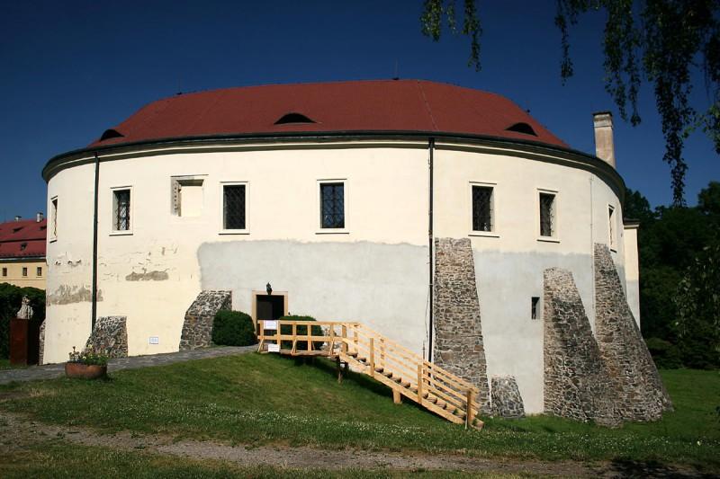 Замок Розтоки