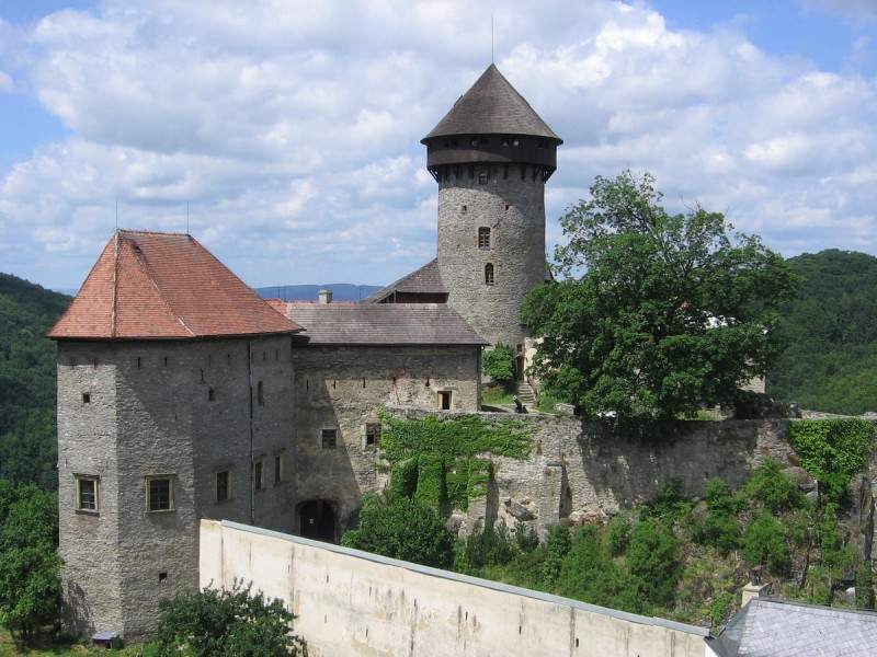 Замок Совинец 3
