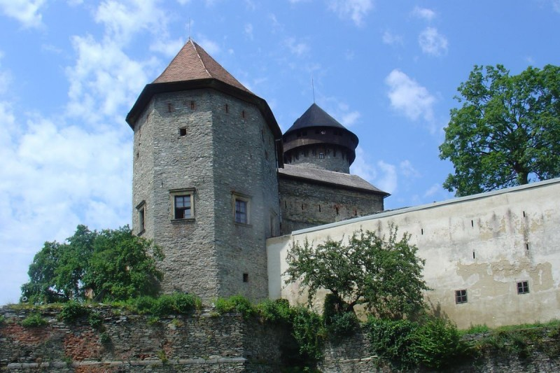 Замок Совинец 4