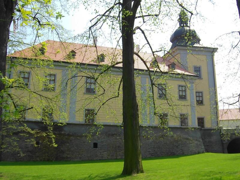 Замок Стенице