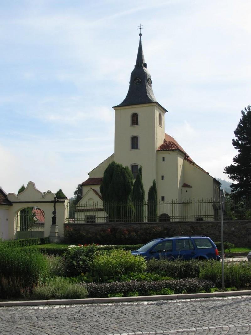 Кладбищенский костел Девы Марии