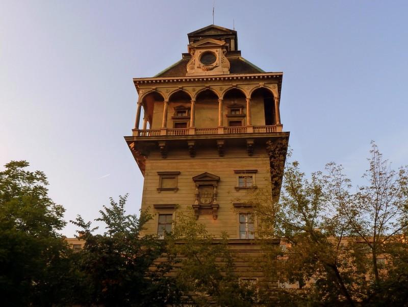 Летенская водонапорная башня 4