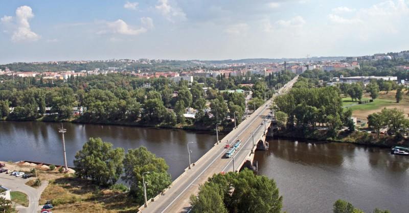Либенский мост 5