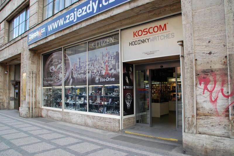 Магазин «Koscom»