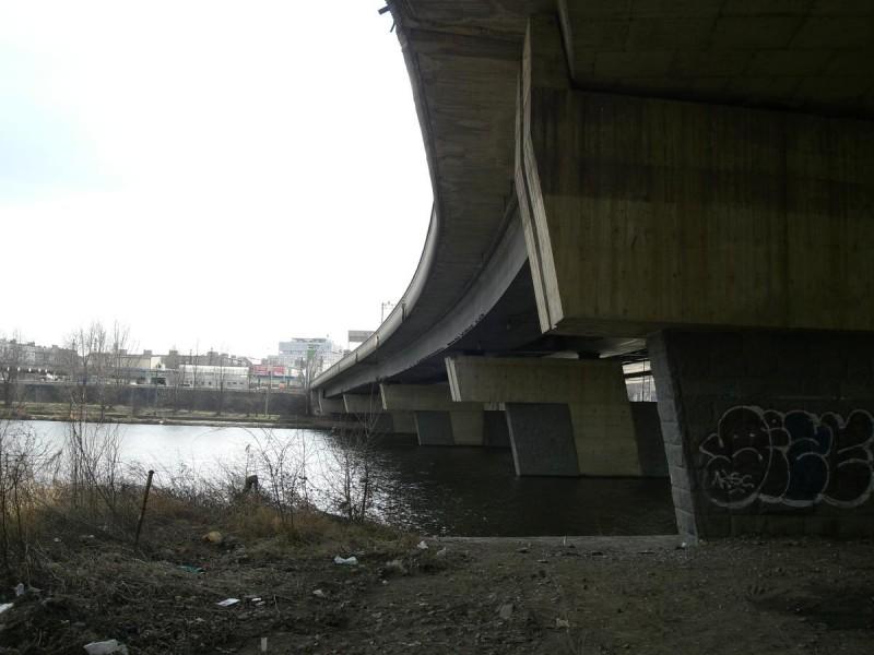 Мост Барикадников 4