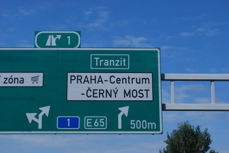 На автомобиле из Нюрнберга в Прагу