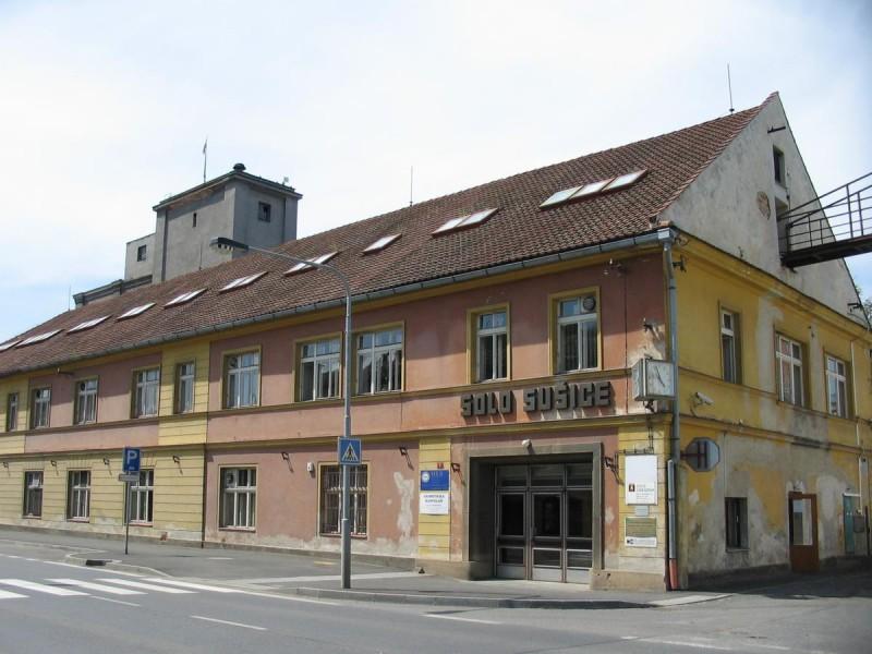 Первая фабрика и первый музей спичек