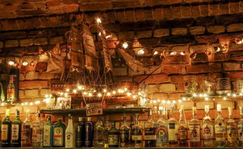 Пивная Утка и корабль - бар 3