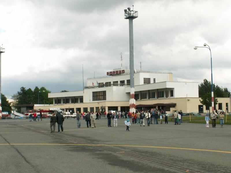 Попрад - аэропорт