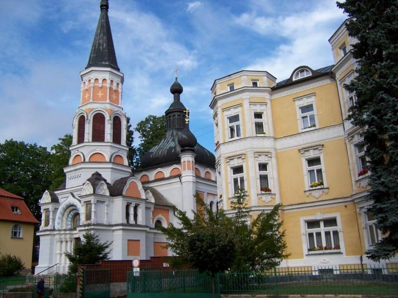 Церковь святой равноапостольной княгини Ольги