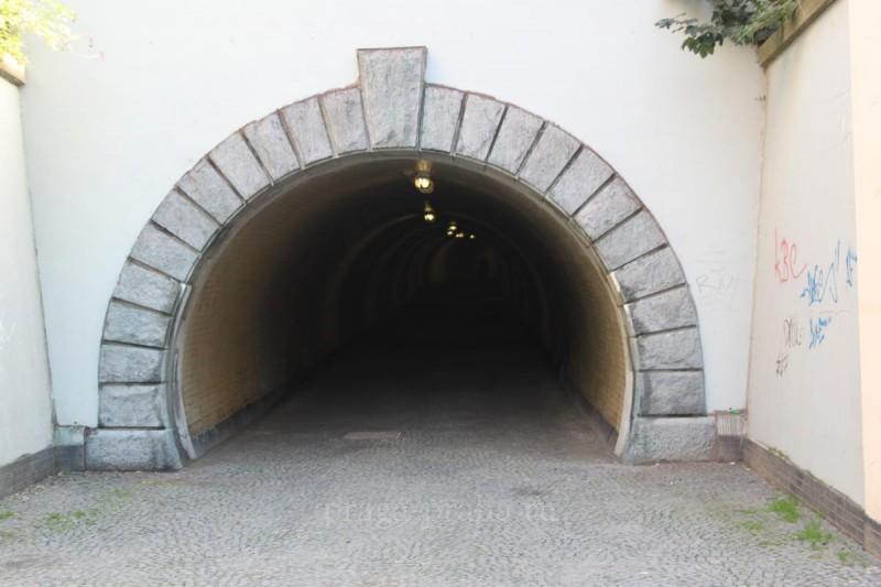 Жижковский туннель 2