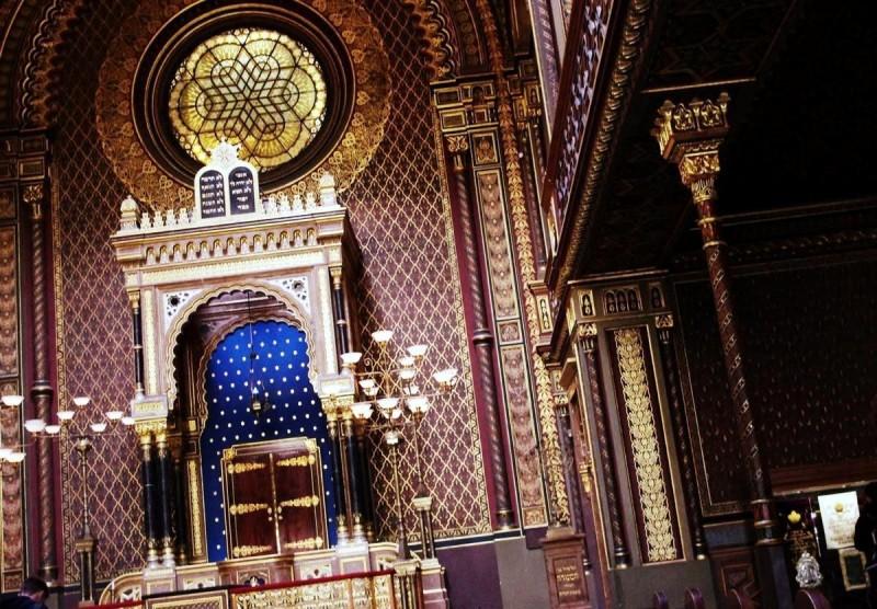 Испанская синагога 5