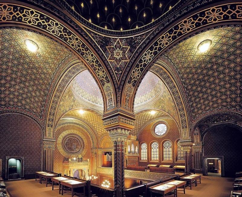 Испанская синагога 7