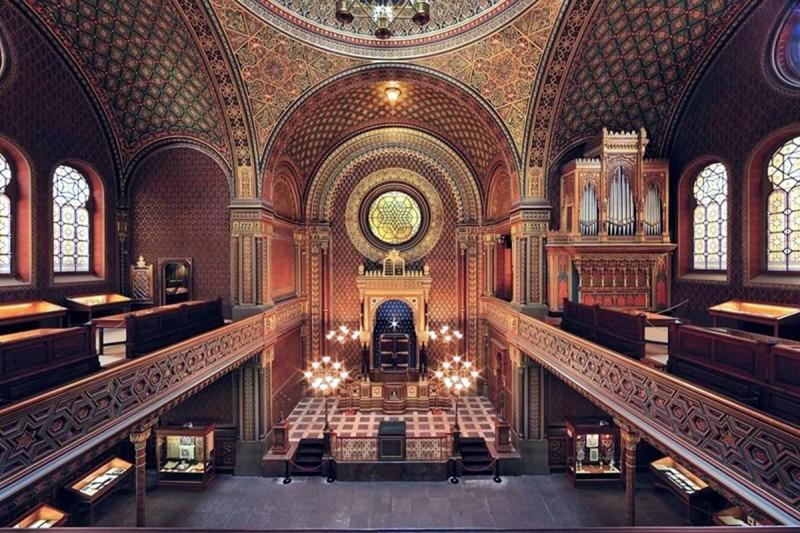 Испанская синагога 8
