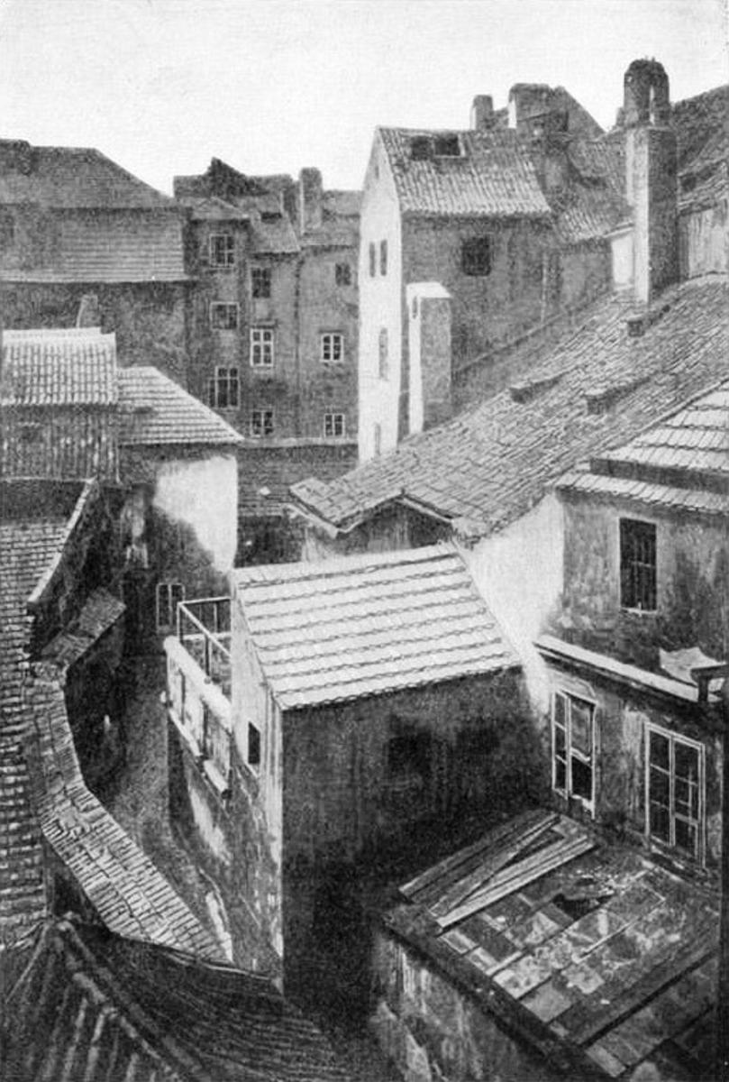 Еврейский город josefov