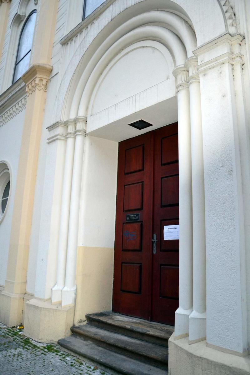 Карлинская синагога 3