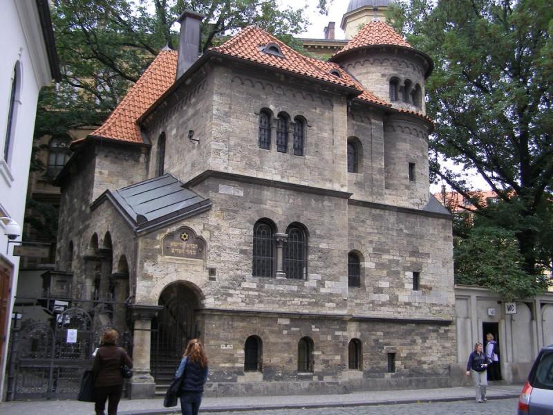 Клаусова синагога 9