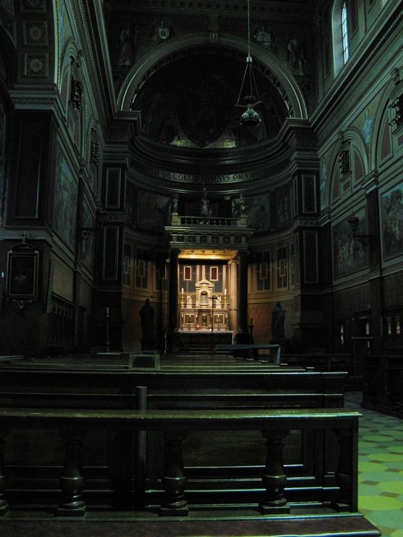 Костел Святого Вацлава в Смихове 5